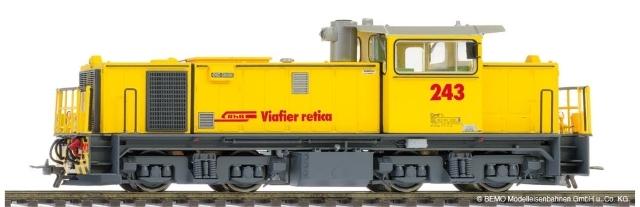 1289 103 RhB Gmf 4/4 243
