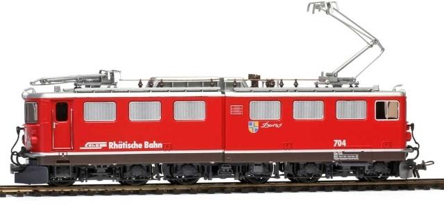 1254134  RhB Ge 6/6 II 704 'Davos'