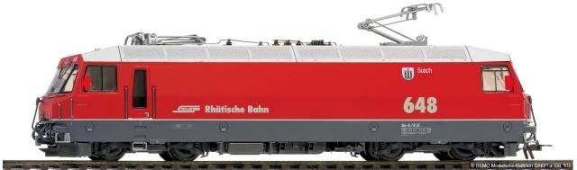 "1259 108 RhB Ge 4/4 III 648 ""Susch"""