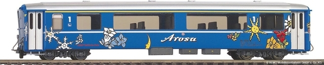 "3268 146  RhB As 1256 ""Arosa-Express"""