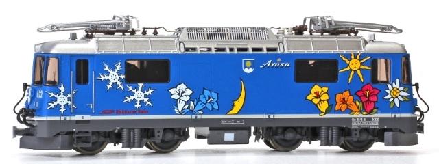 "1258 103 Ge 4/4 II 622 ""Arosa Express"""