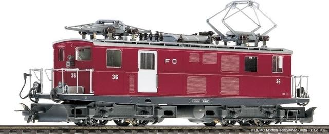 1261 226 FO HGe 4/4 I 36