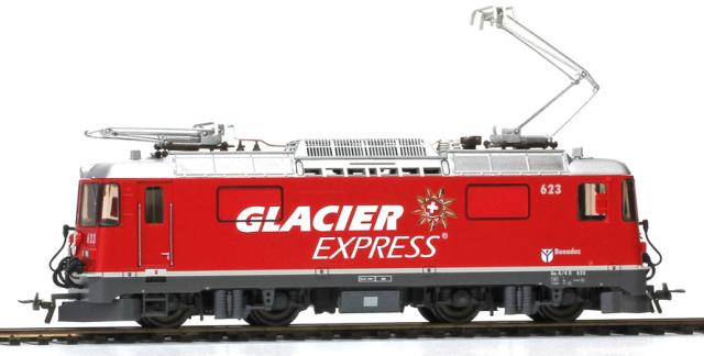1658 183 RhB Ge 4/4 II 623 HO 2 rails