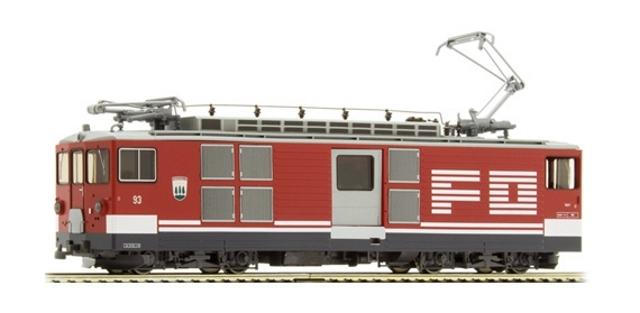 "1264 213 FO Deh 4/4 93 ""Oberwald"""