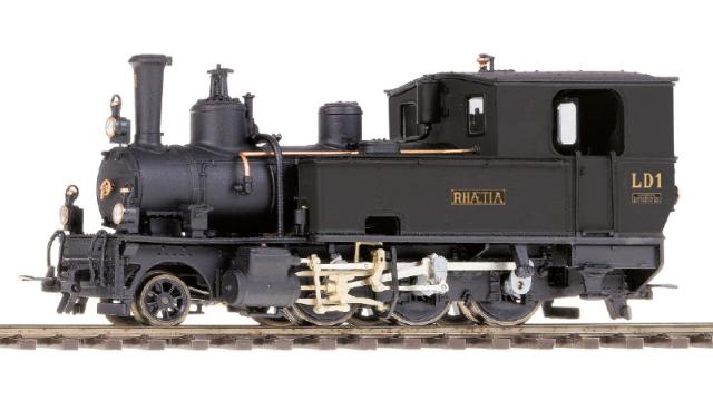 "1295 101 LD G 3/4 1 ""Rhaetia"" Métal Collection"