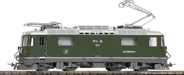 """1258100  RhB Ge 4/4 II 611 """"Landquart"""""""