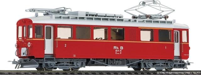 1268 136 RhB ABe 4/4 36