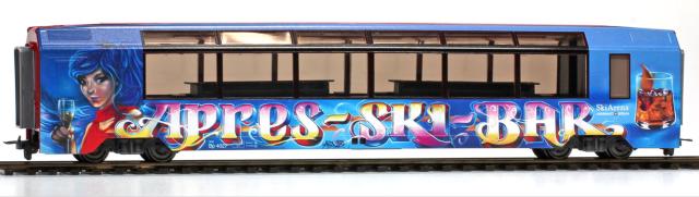 "3288 297 MGB Bp 4027 ""Après-Ski Bar"""