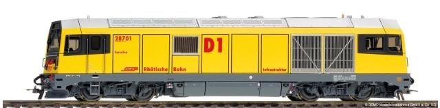 "1288 101 RhB Gmf 28701 ""D1"""
