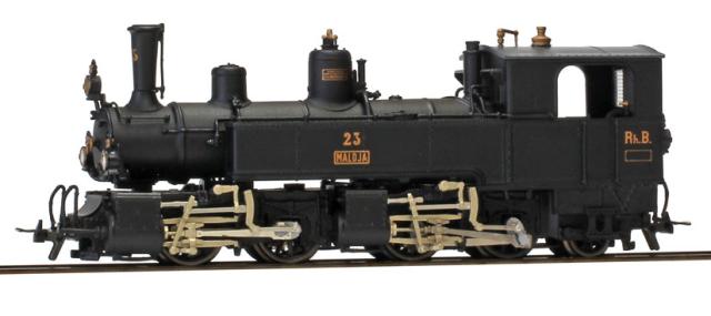 "1293 123 RhB G 2/2 + 2/3 23 ""Maloja"" Exclusiv Métal Collection"
