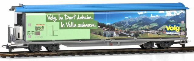 "2588 164 RhB 5164 Volg ""Vella"" HO 3 rails"