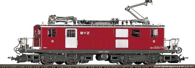1261516  BVZ HGe 4/4 16