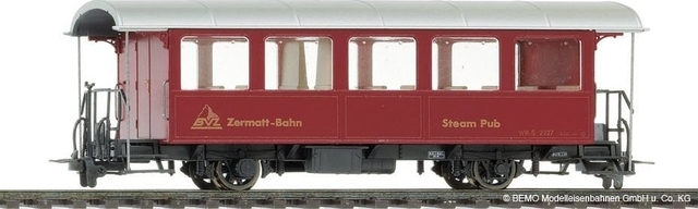 3239527  BVZ WR-S 2227 Steam Pub