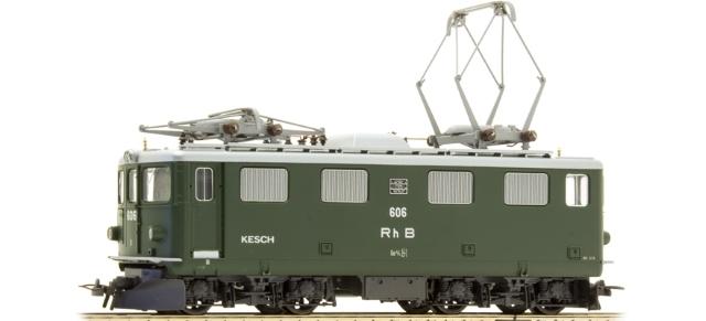 "1250136 RhB Ge 4/4 I 606 ""Kesch"""