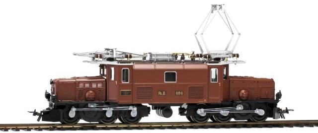 1255130  RhB Ge 6/6 I 406