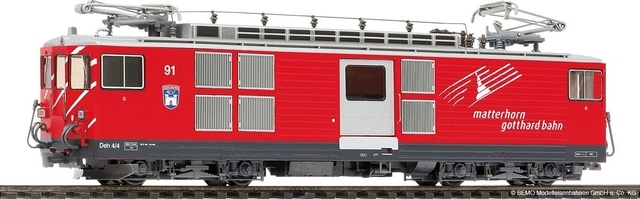 "1264251  MGB Deh 4/4 91 ""Goeshenen"""