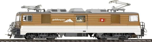 1280345  goldenpass GDe 4/4 6005