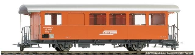 3233 196 RhB Xk 9086 - Wagon de l'année 2015