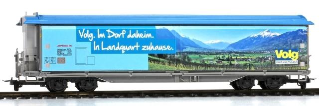 "2588 165 RhB 5175 Volg ""Landquart""  HO 3 rails"