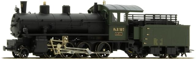 """1290127  RhB G 4/5 107 """"Albula"""""""