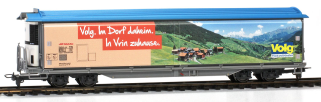 "2688 162 RhB 5162 Volg ""Vrin"" HO 2 rails"