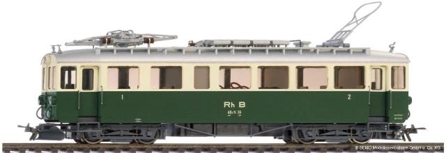 1268 116 RhB ABe 4/4 36 avec lyre